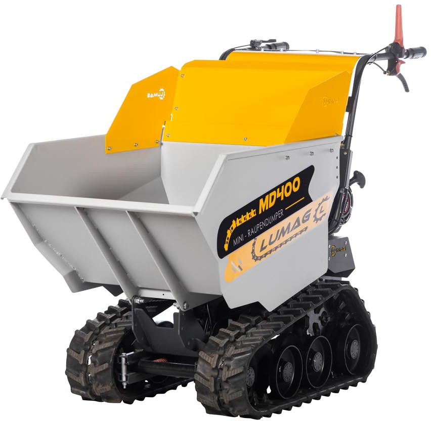 Mini Raupendumper MD400