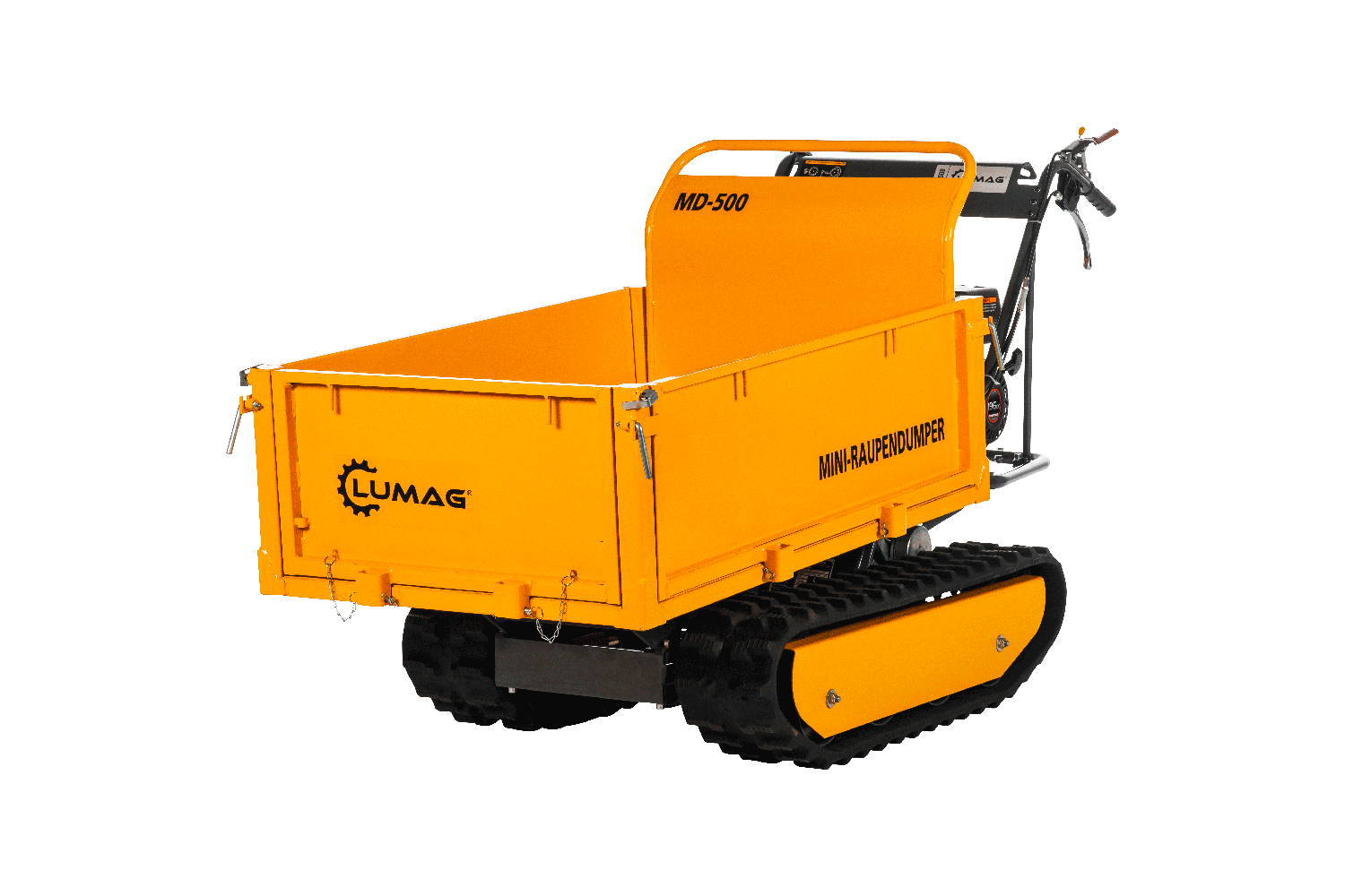 Mini Raupendumper MD 500