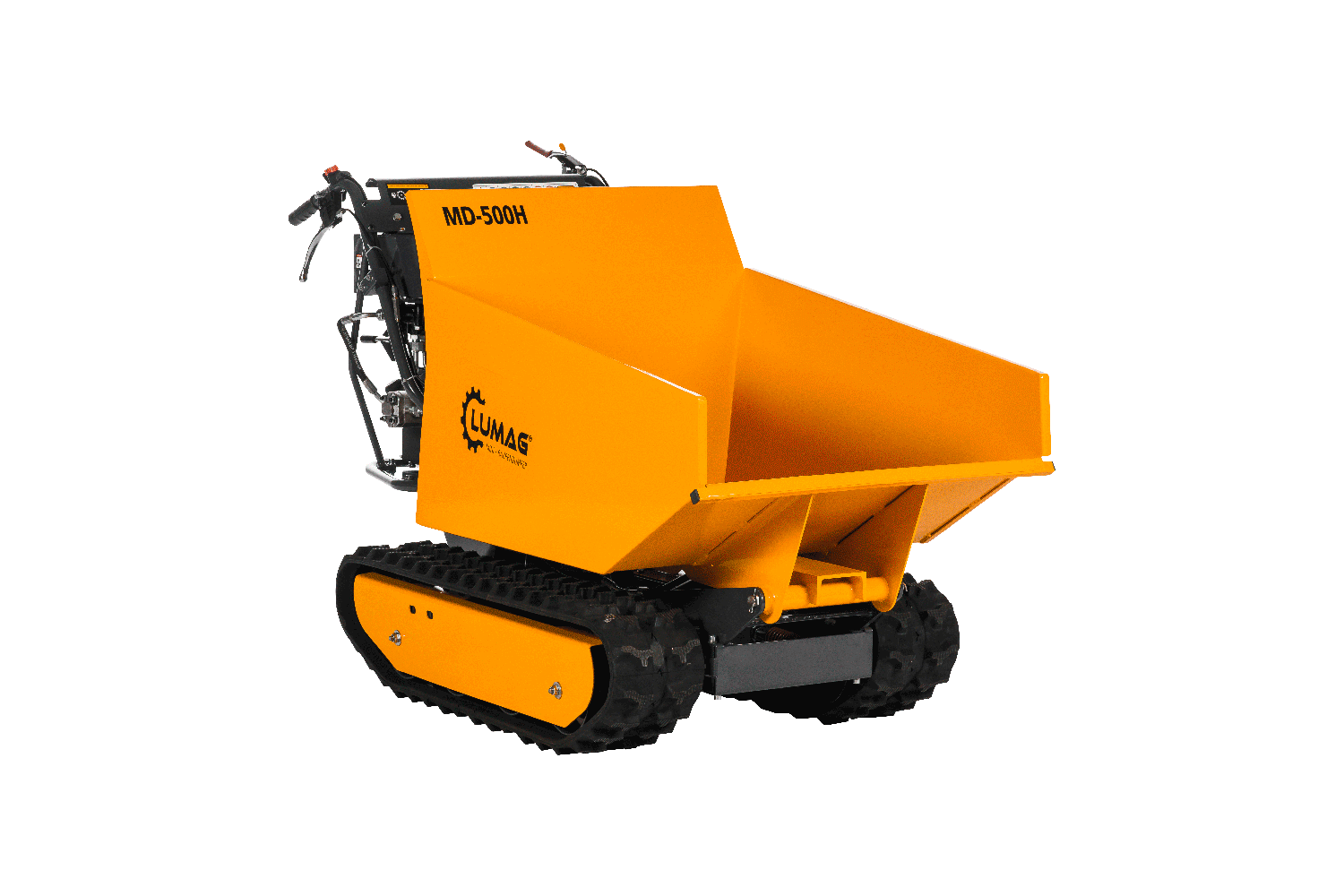 Mini Raupendumper MD 500H