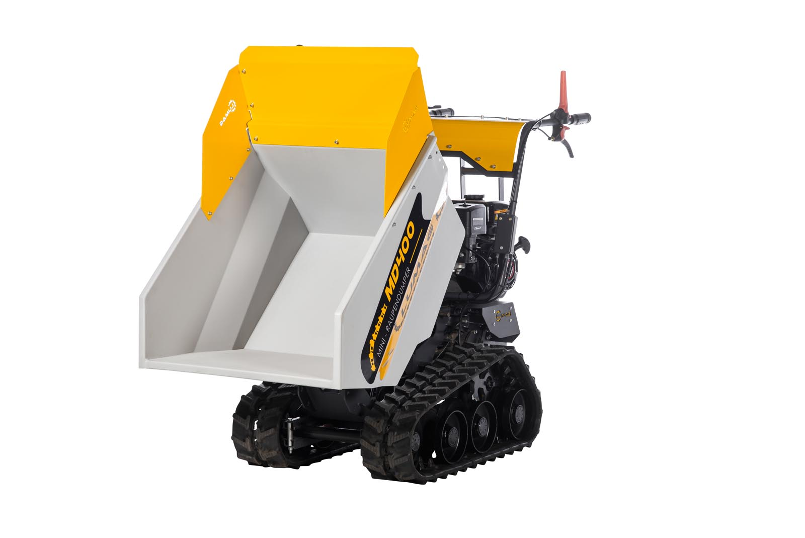 Mini Raupendumper MD400 GX