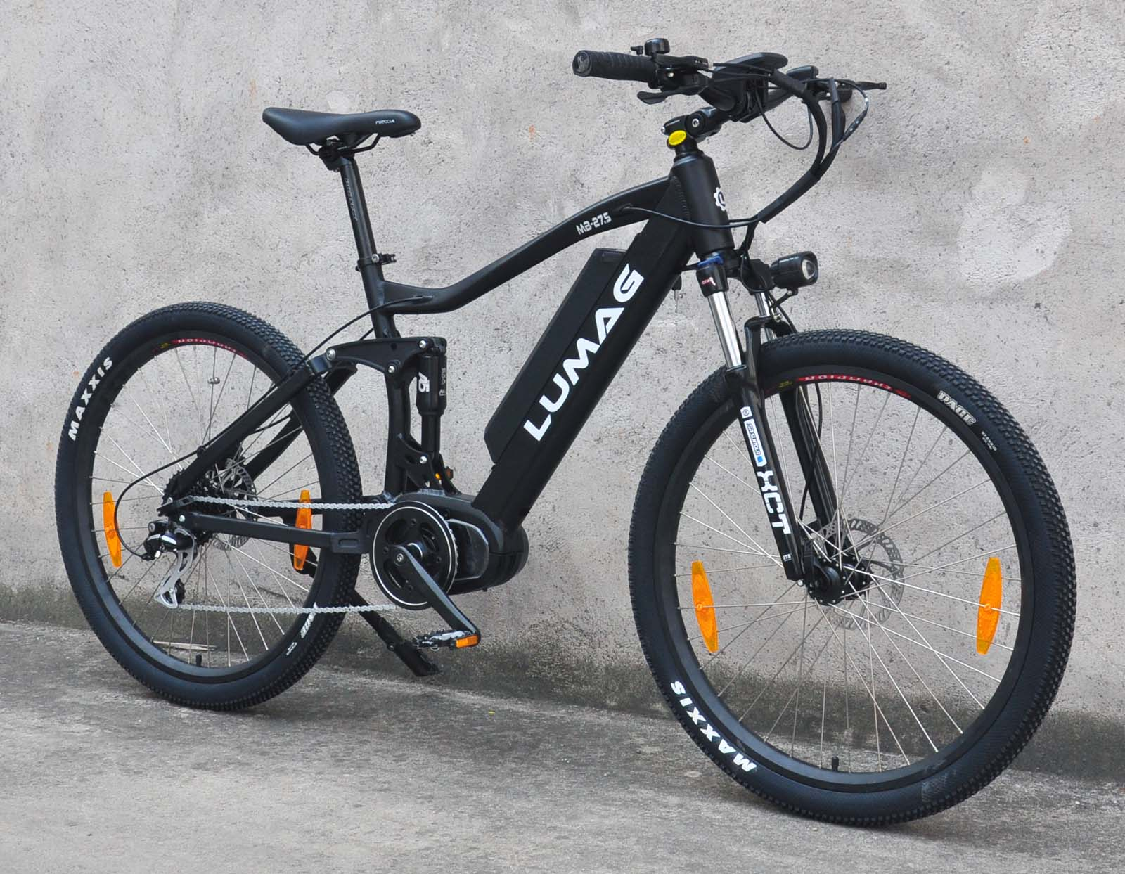 E-MOUNTAINBIKE MB-27,5